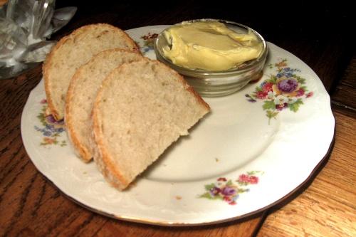 לחם וחמאה